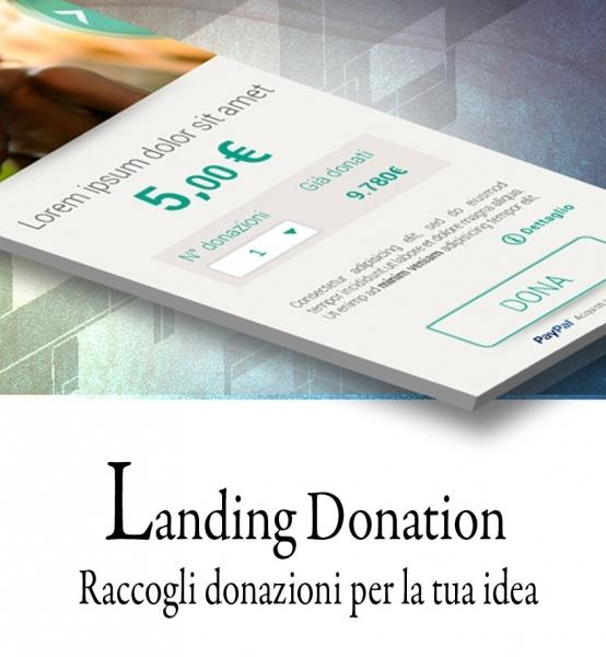 Landing-Donation