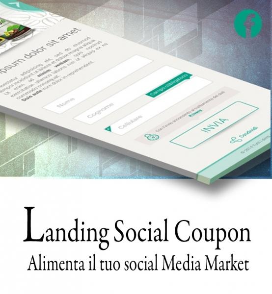 Landing-Social-Coupon