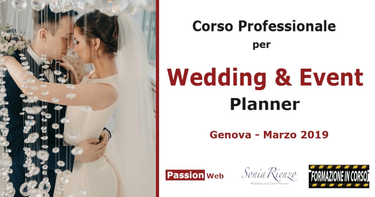 Wedding & Event Planner – Protagonisti Degli Eventi